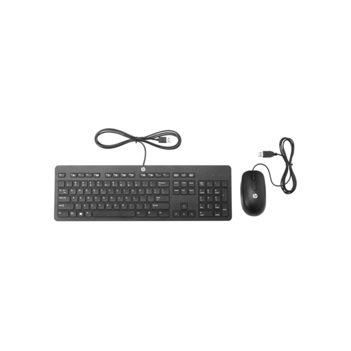 3bd9f7d8bfa CyTechnology | HP Wired Keyboard and Mouse Slim Cyprus